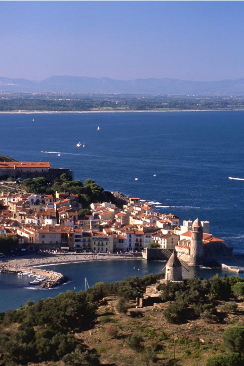 Camping catalan r gion - Office du tourisme de collioure ...